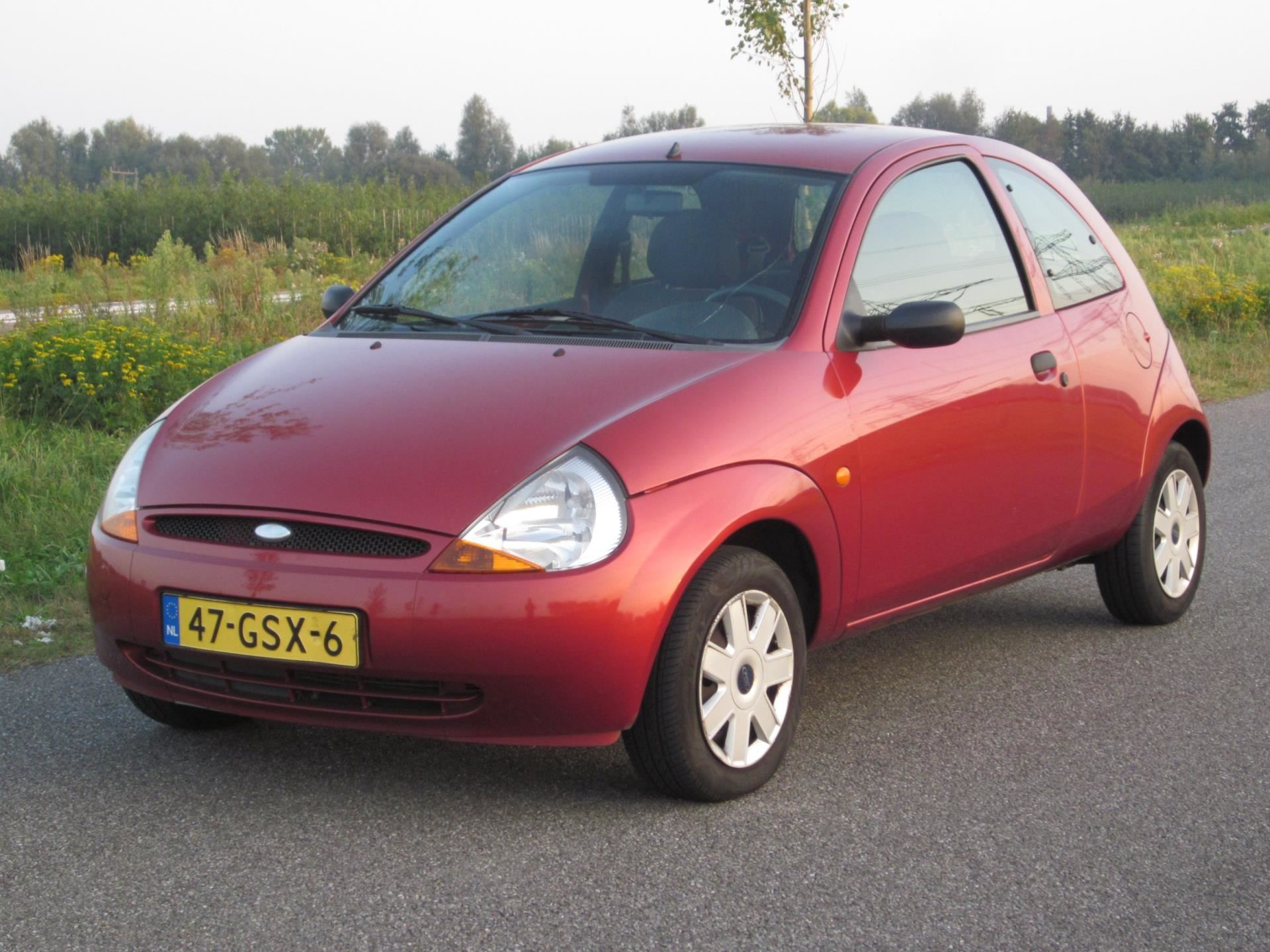 Ford Ka occasion - Auto4Motion