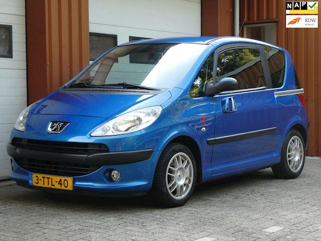 Peugeot 1007 1.4-16V ,Airco, Hoge instap inruil moglijk