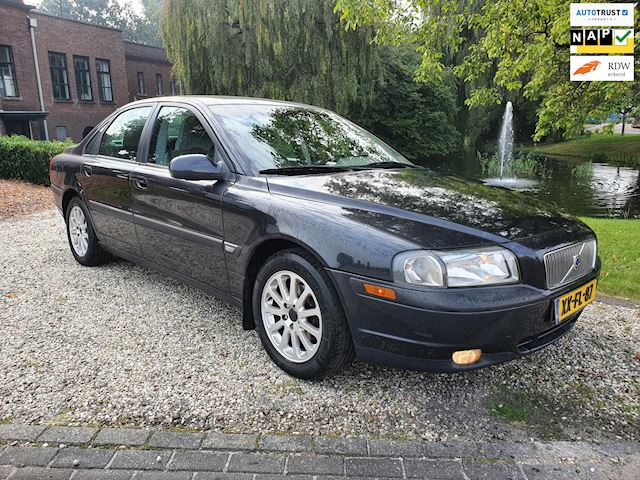 Volvo S80 2.4 AUTOMAAT/airco/CRUISE apk:05-2021