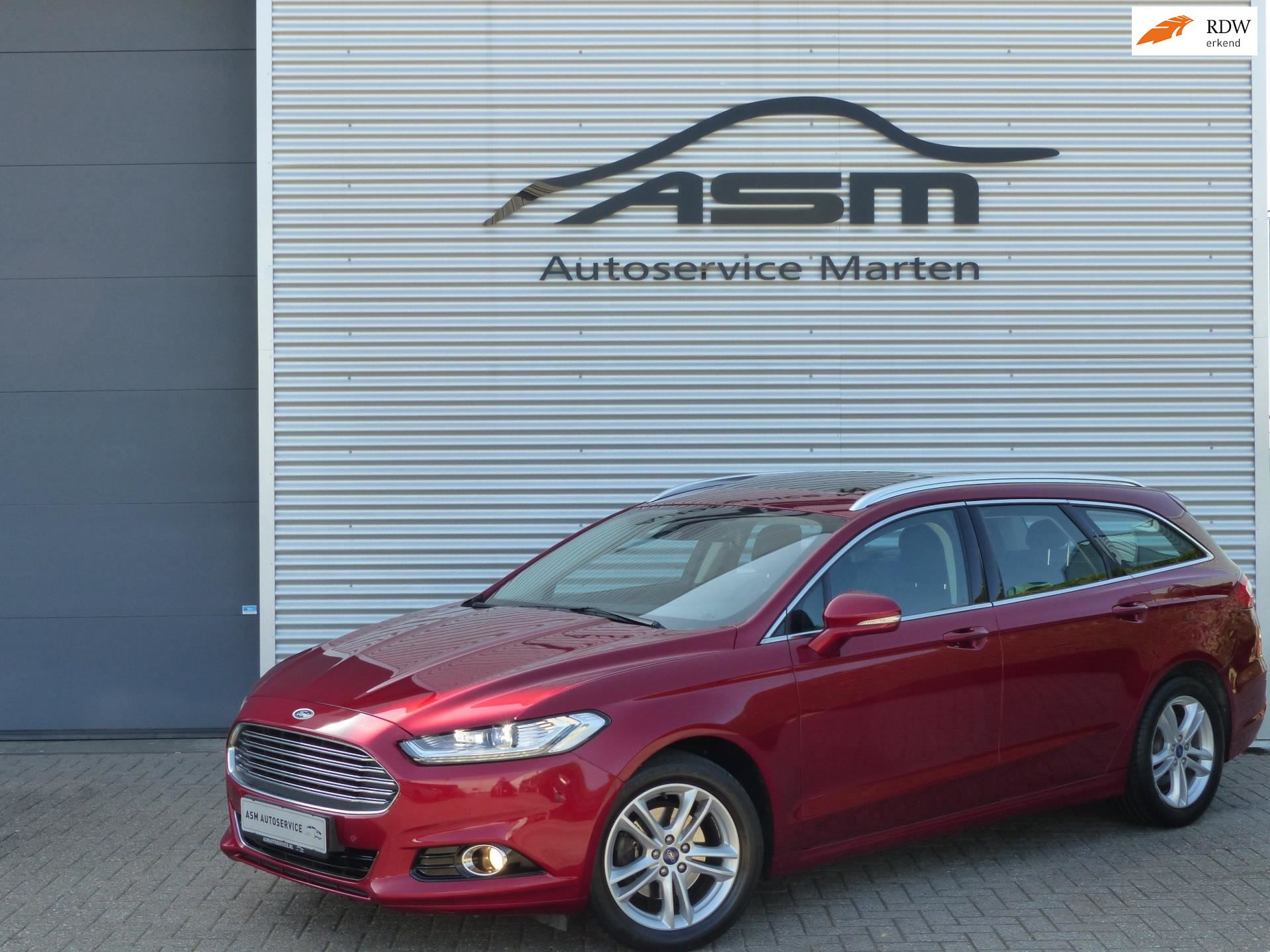 Ford Mondeo Wagon occasion - ASM Autoservice Marten