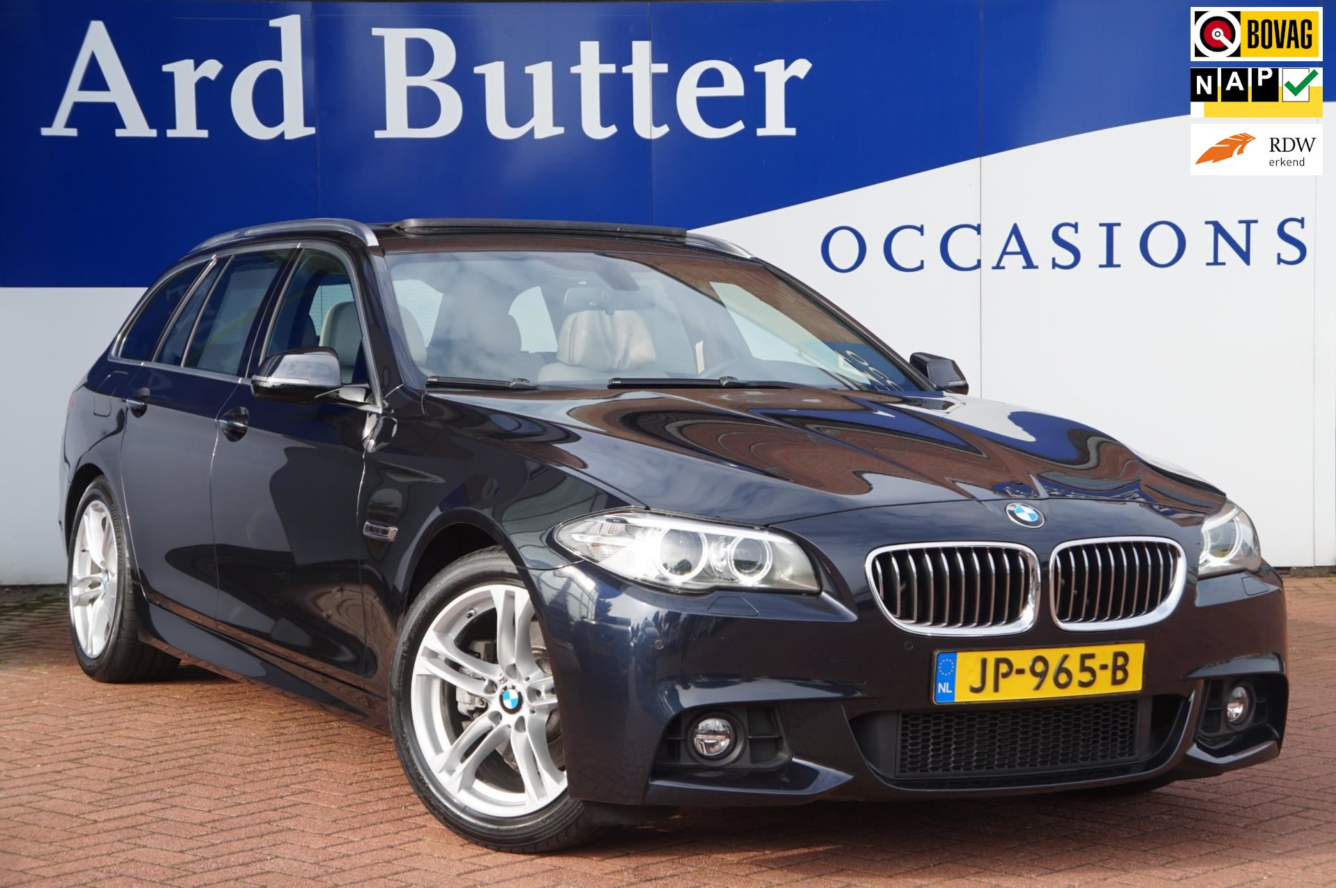 BMW 5-serie Touring occasion - Autobedrijf Ard Butter B.V.