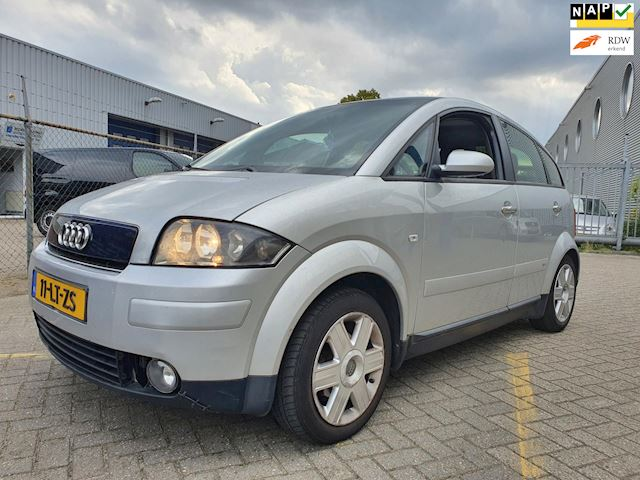Audi A2 occasion - A&V Autogroothandel