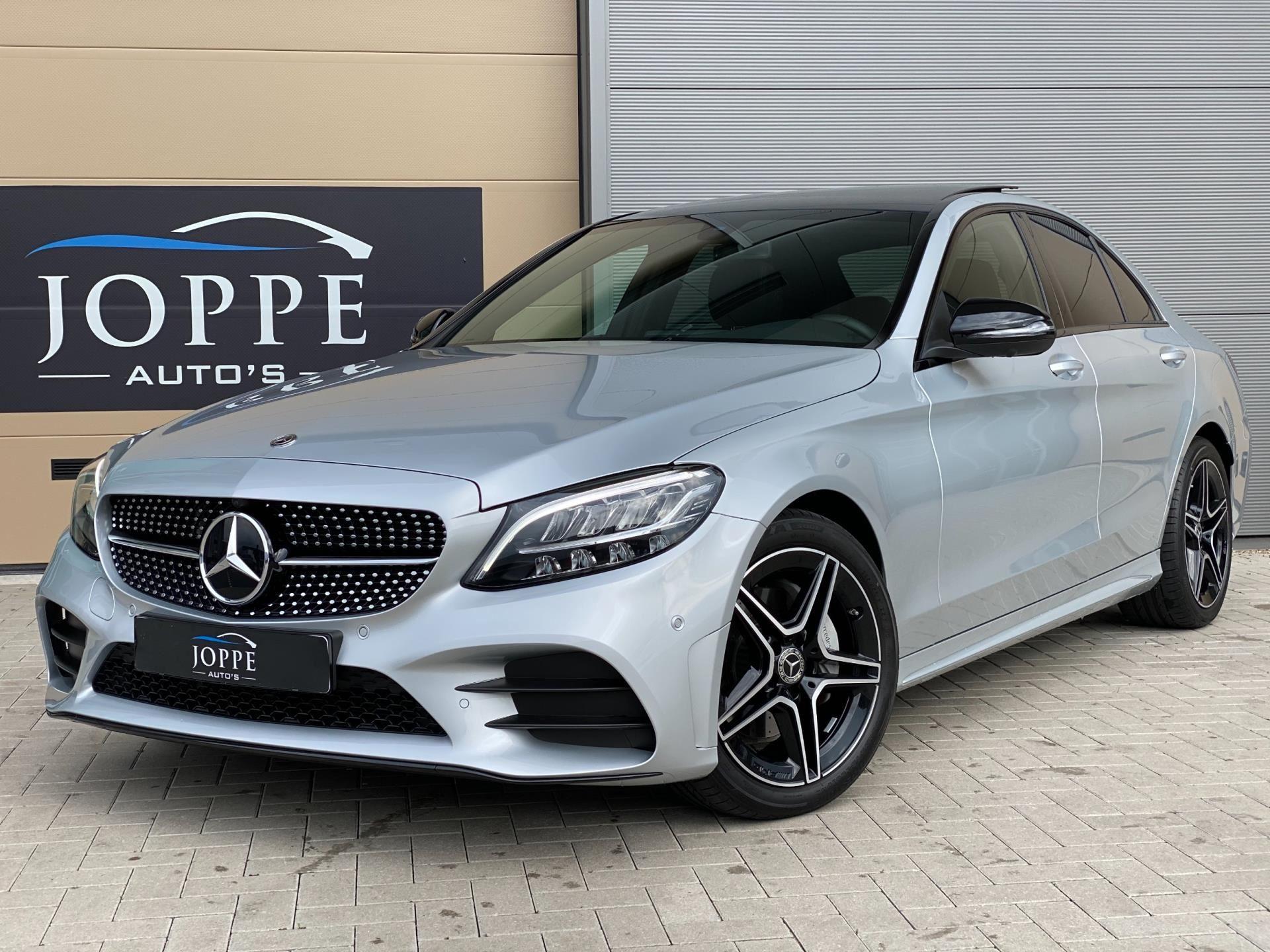Mercedes-Benz C-klasse occasion - Joppe Auto's