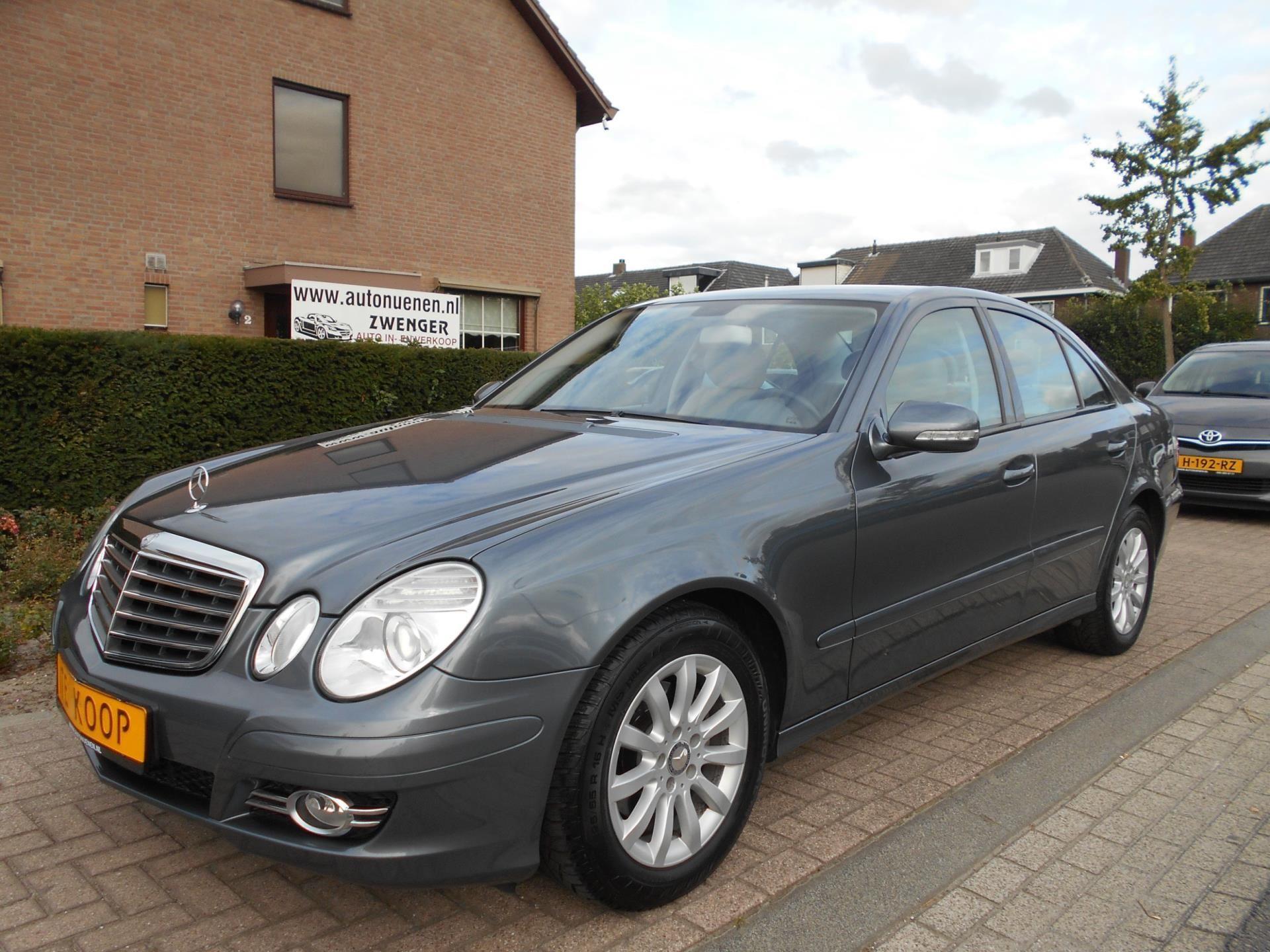 Mercedes-Benz E-klasse occasion - Zwenger Auto's