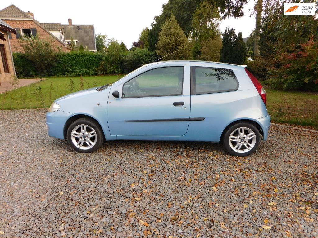 Fiat Punto occasion - Dave Mutsters Autoservice