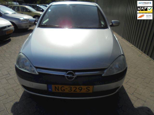 Opel Corsa 1.2-16V Njoy met nieuwe distributieketting nieuwe apk