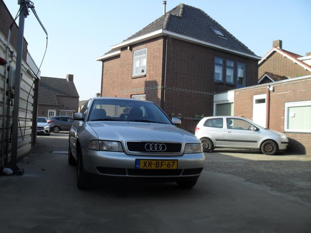 Audi A4 occasion - Garage Heemels