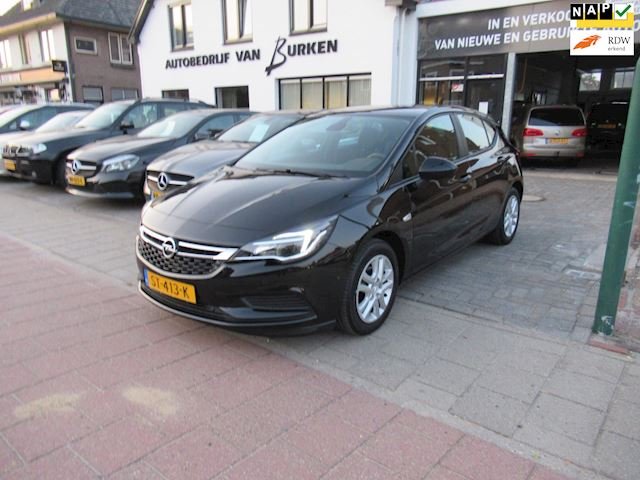 Opel Astra 1.0 Online Edition automaat, 31.000KM,Navigatie,Climate control,Cruise control
