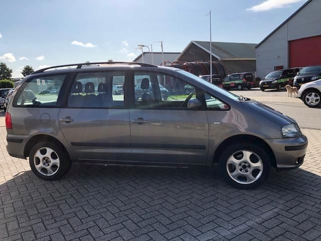 Seat Alhambra 2.0 Stella/7 persoon/clima/apk
