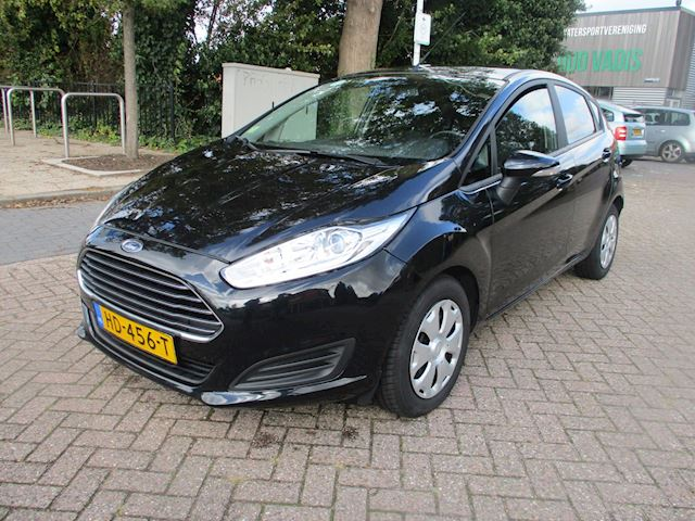 Ford Fiesta 1.5 TDCi Style Lease