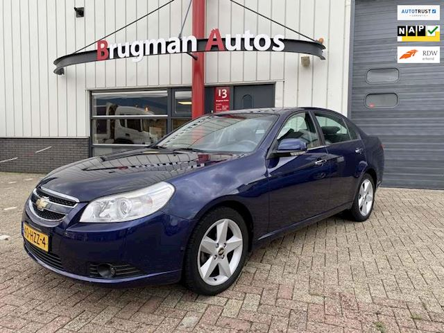 Chevrolet Epica 2.5i Executive Limited Edition