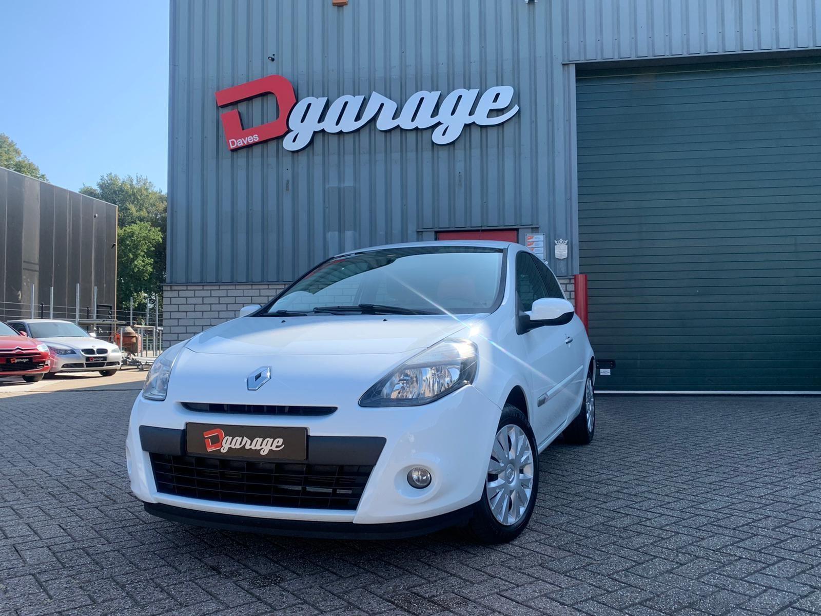 Renault Clio occasion - Dave's Garage