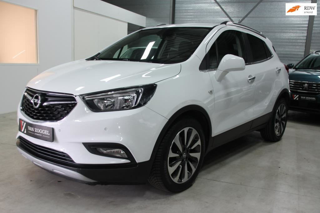Opel Mokka X occasion - Van Zoggel Automotive