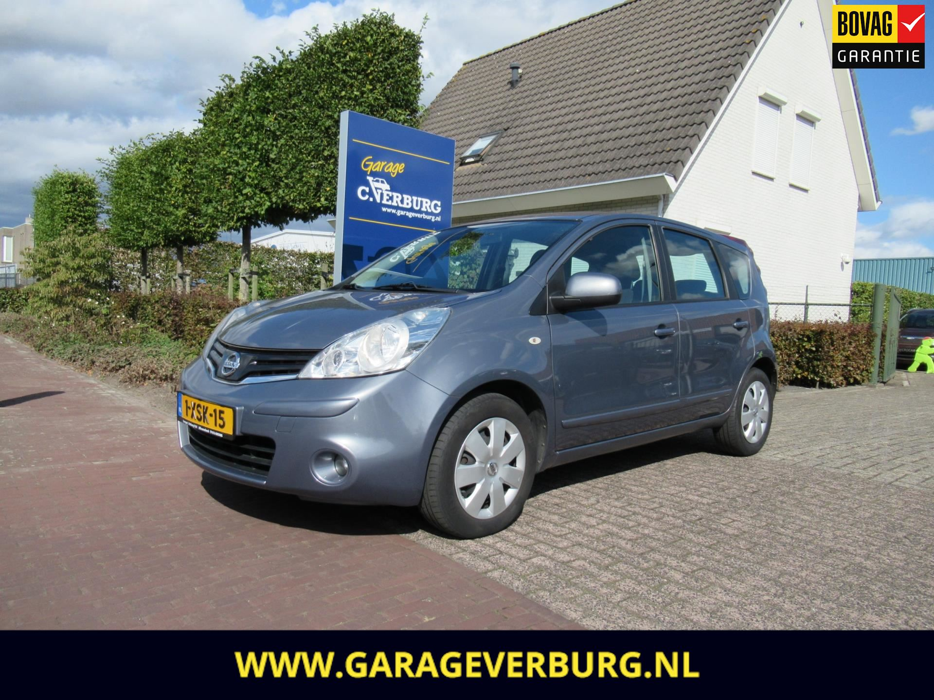 Nissan Note occasion - Garage C. Verburg VOF