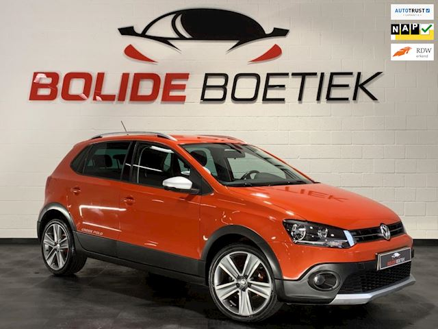 Volkswagen Polo 1.4-16V Cross |Airco |