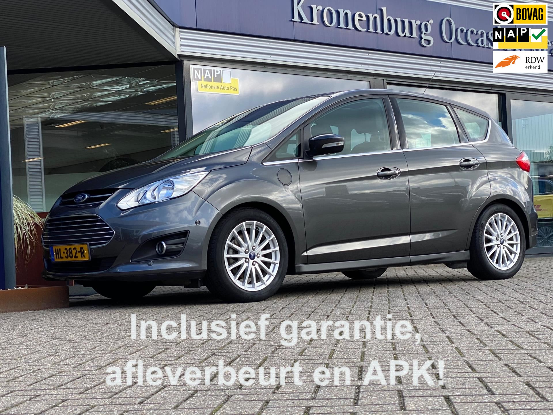 Ford C-Max occasion - Kronenburg