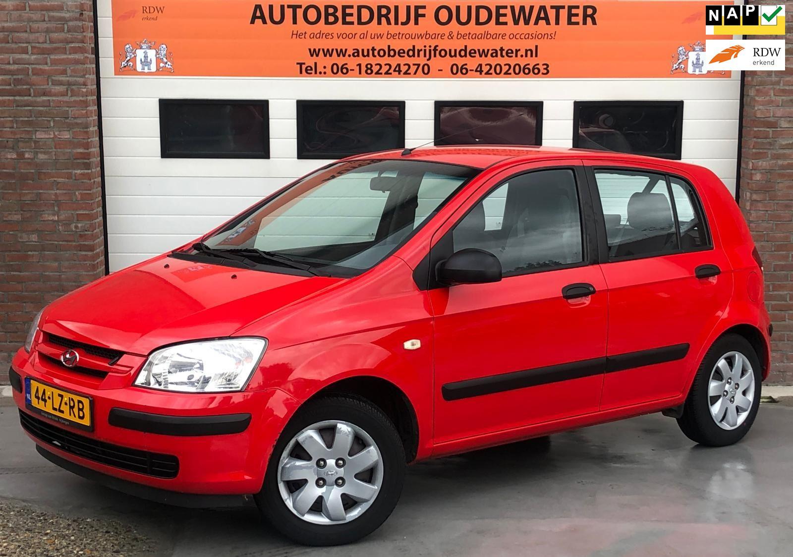 Hyundai Getz occasion - Autobedrijf Oudewater