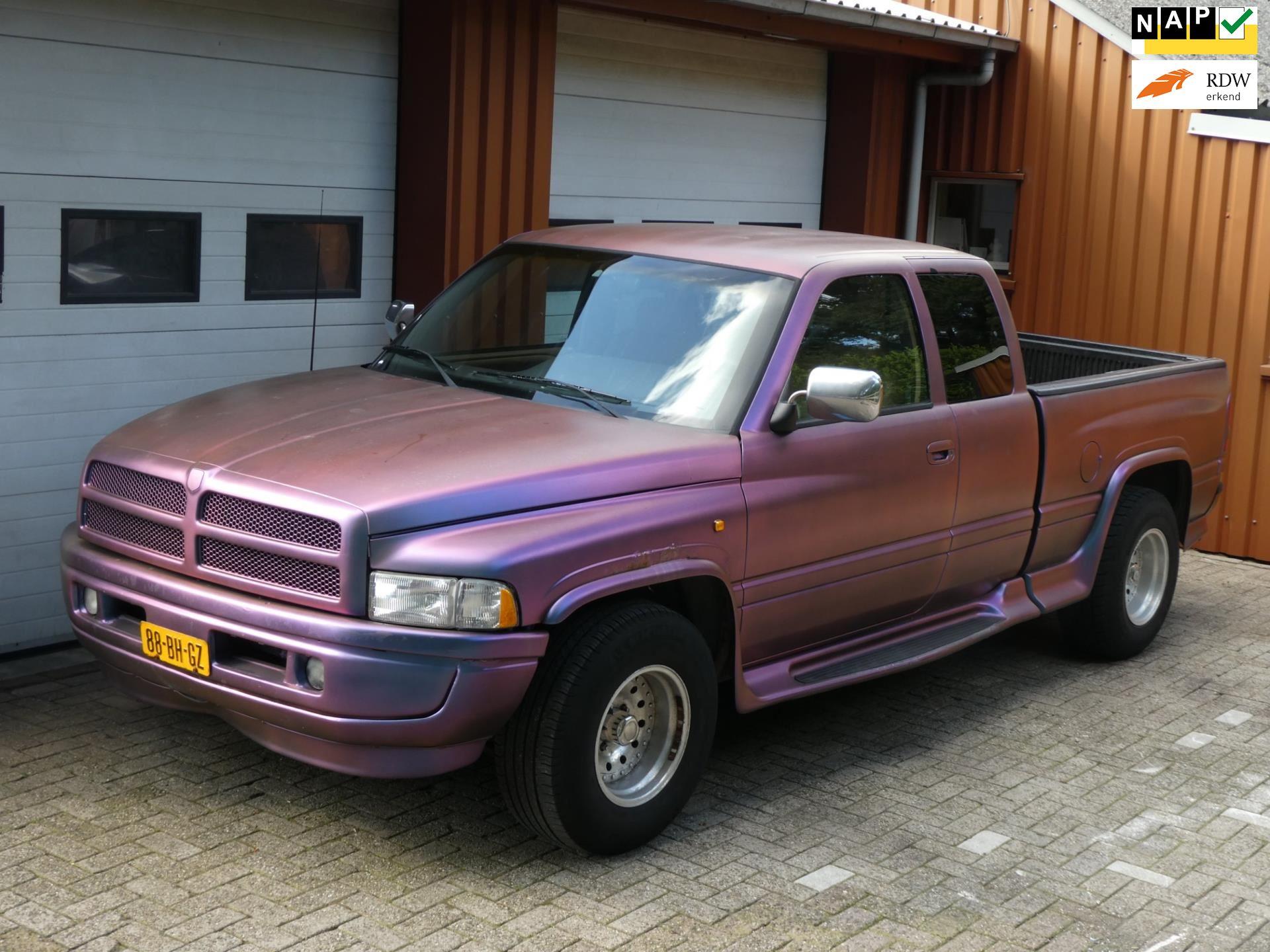 Dodge RAM 1500 occasion - Autohandel Post