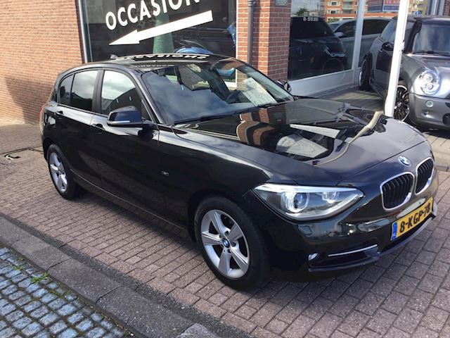 BMW 1-serie 116i Business Sport airco automaat