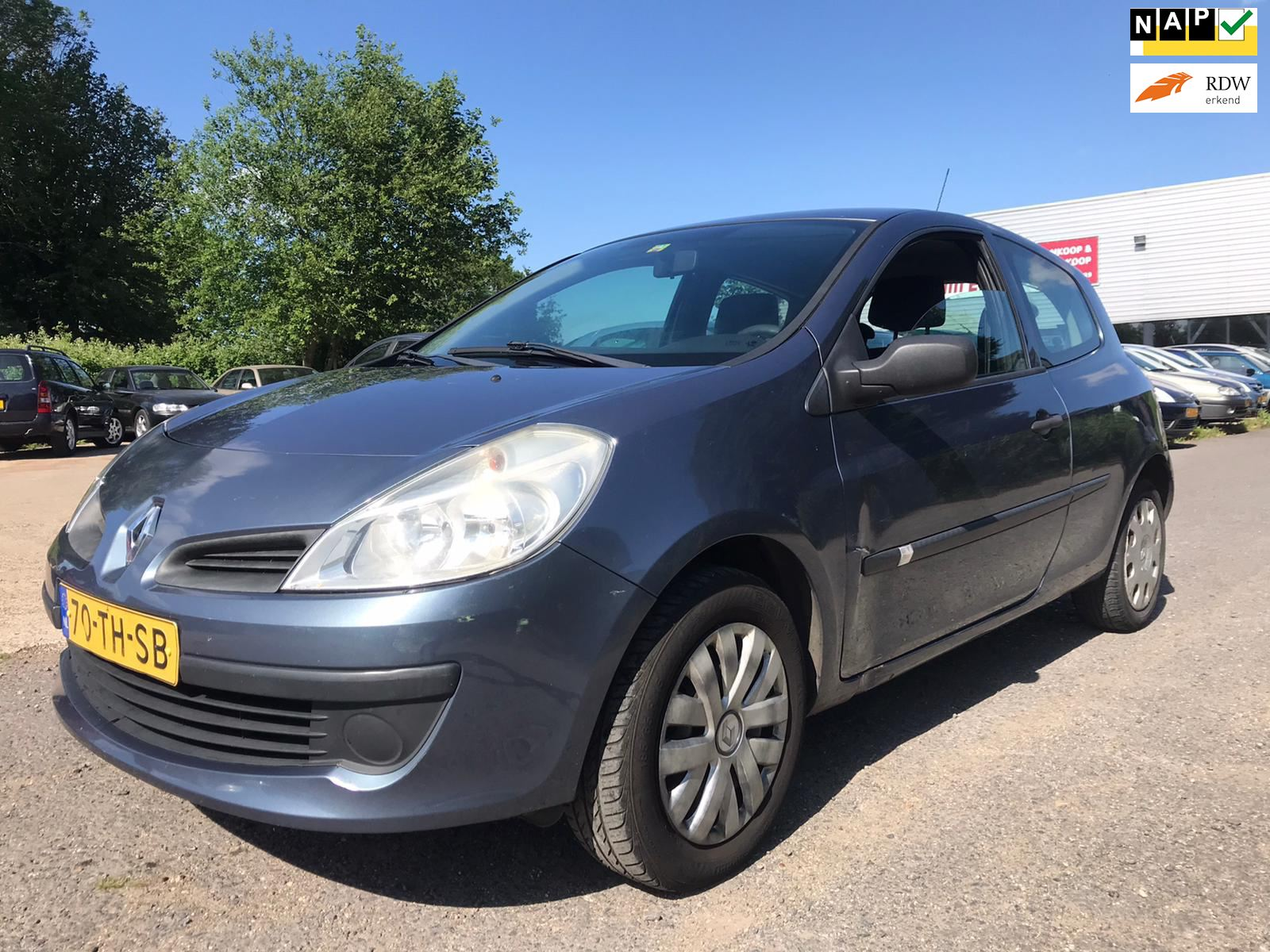 Renault Clio occasion - Limited Car