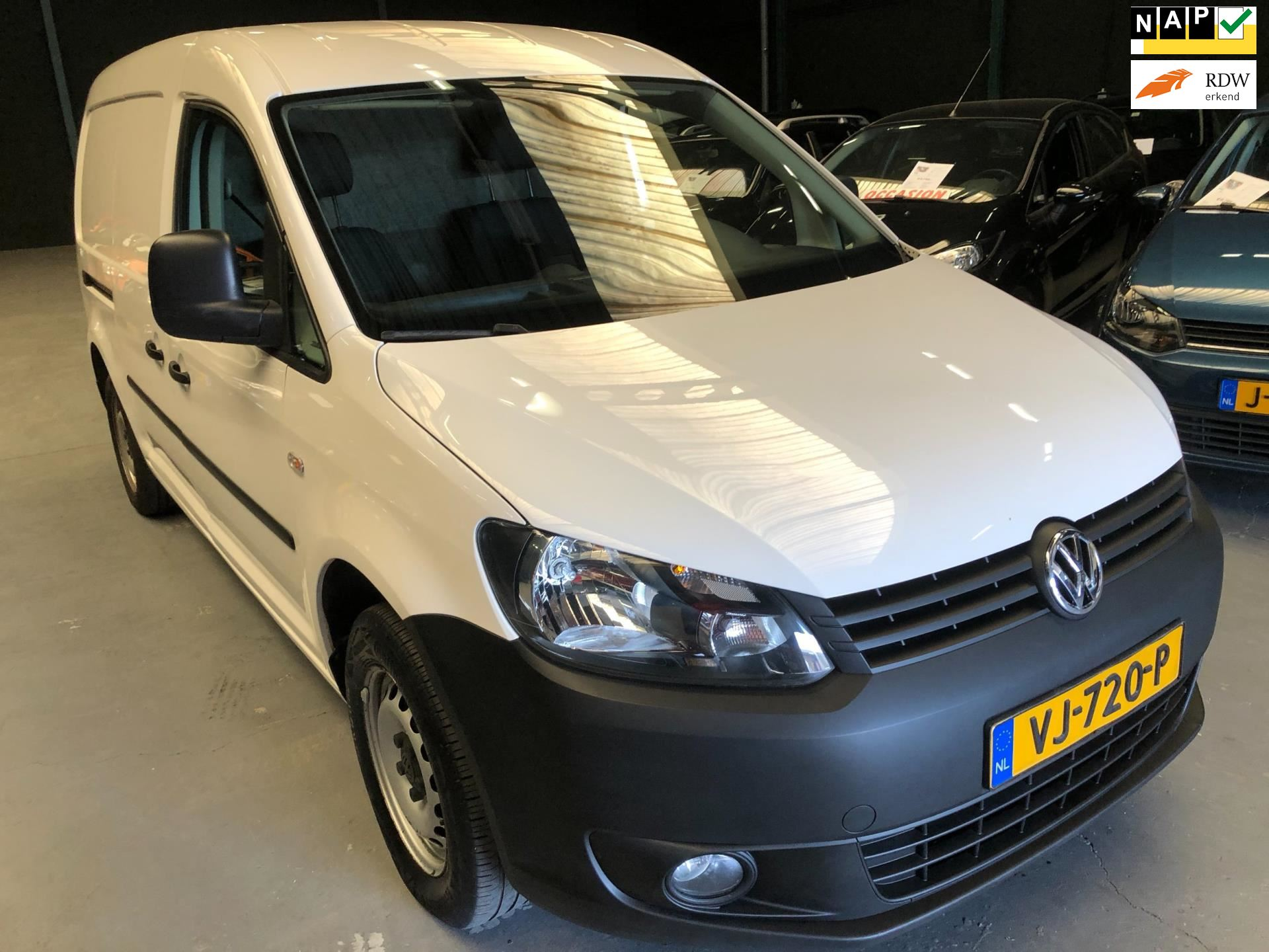 Volkswagen Caddy occasion - Rico Cars