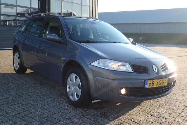 Renault Mégane Grand Tour 1.6-16V Business Line !! VOL JAAR APK !!