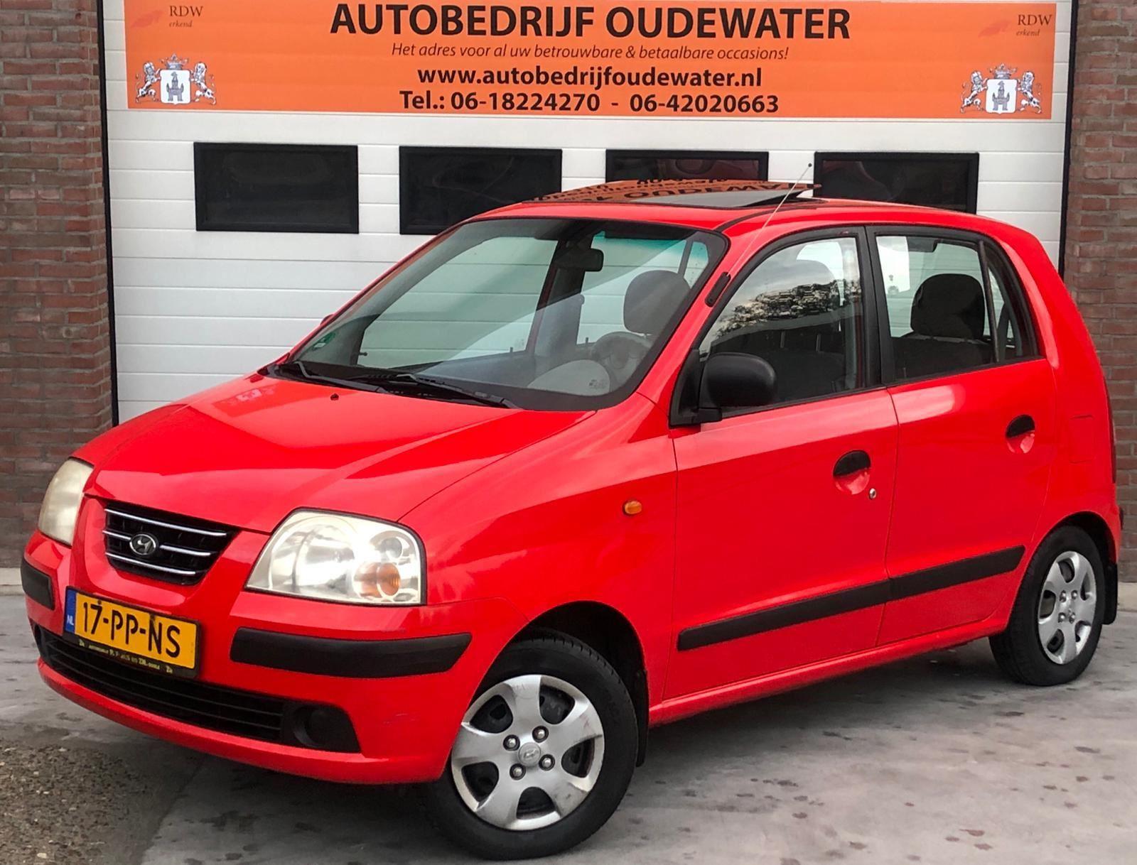 Hyundai Atos occasion - Autobedrijf Oudewater