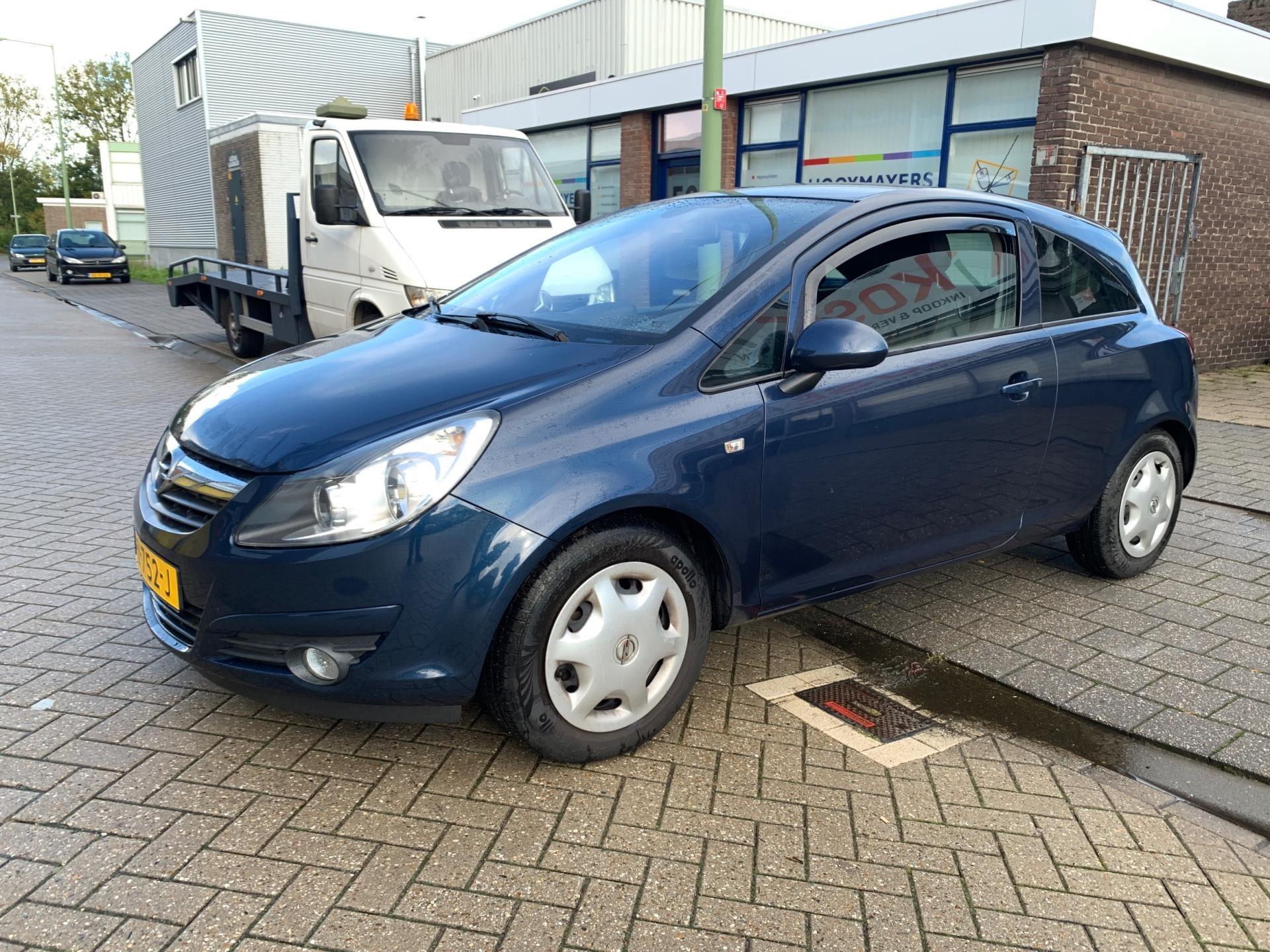 Opel Corsa occasion - Kose Auto's