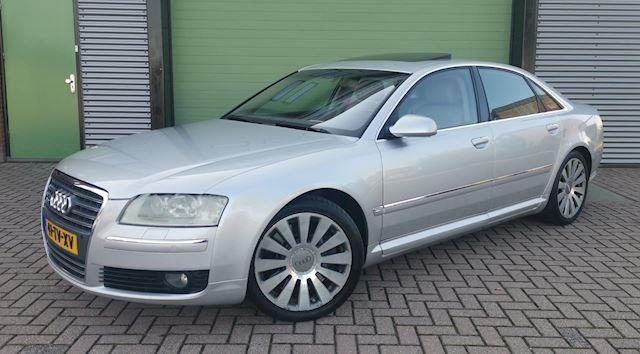 Audi A8 6.0 Quattro W12 331KW AUT 2005 Grijs VOL OPTIE