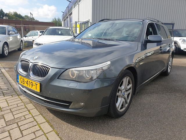 BMW 5-serie Touring 530xd High Executive Automaat Panodak SportLeder