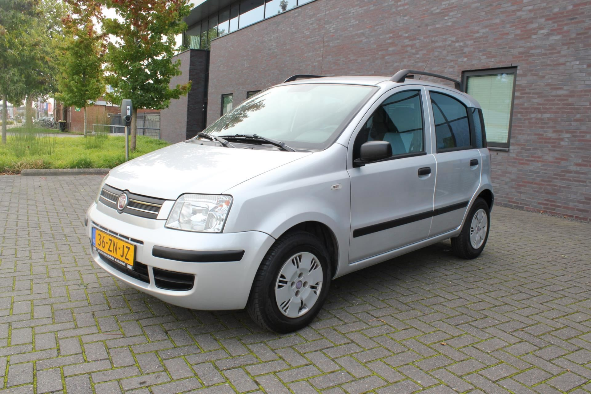 Fiat Panda occasion - Autoflex Grootebroek