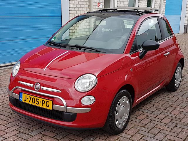 Fiat 500 occasion - TD Cars