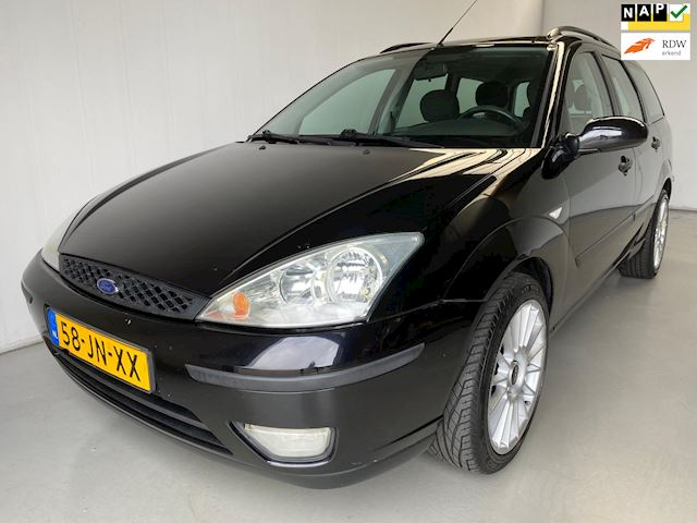 Ford Focus Wagon 1.6-16V Cool Edition Airco Trekhaak Radio/cd APK
