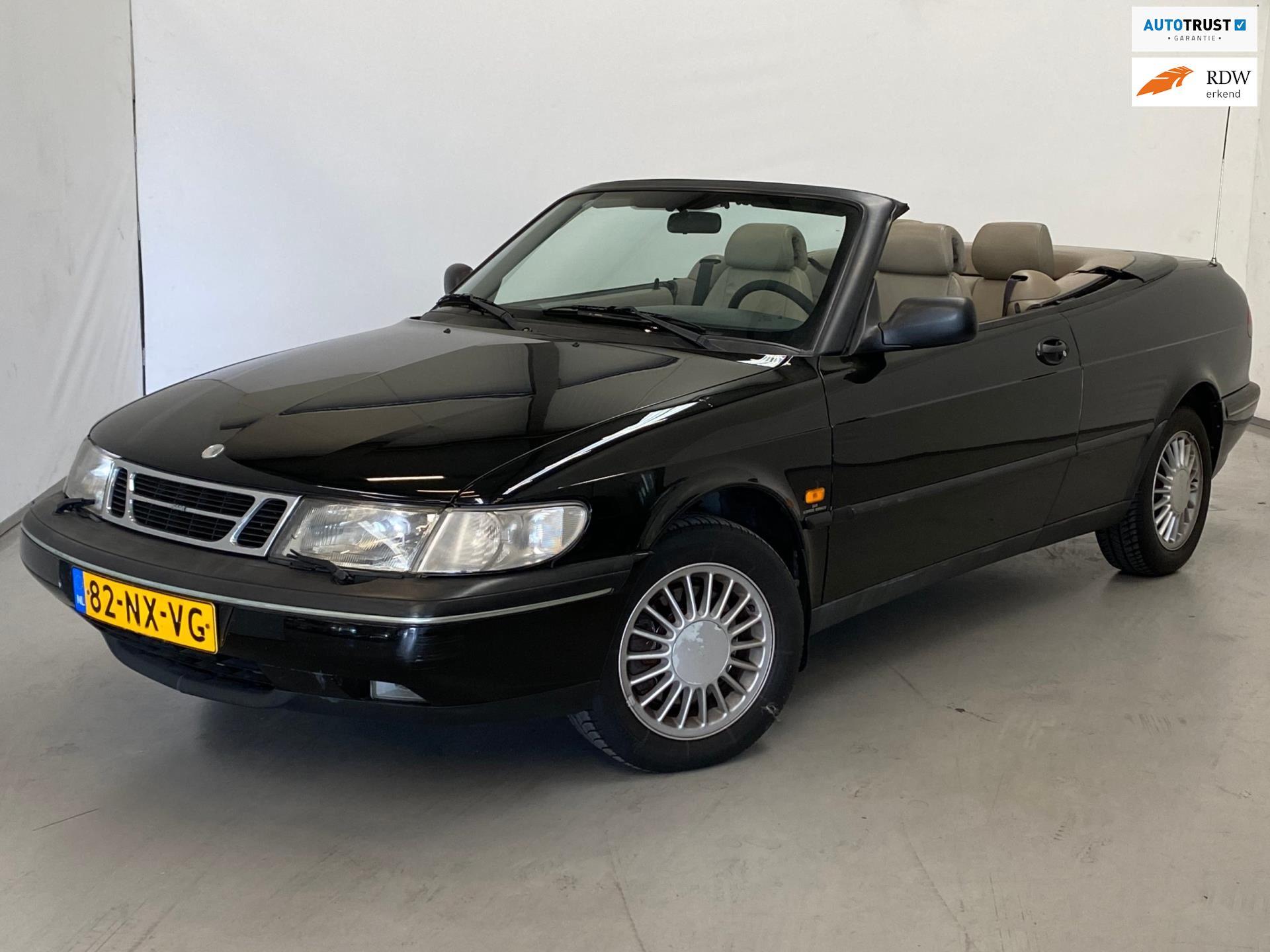 Saab 900 Cabrio occasion - Van den Brink Auto's