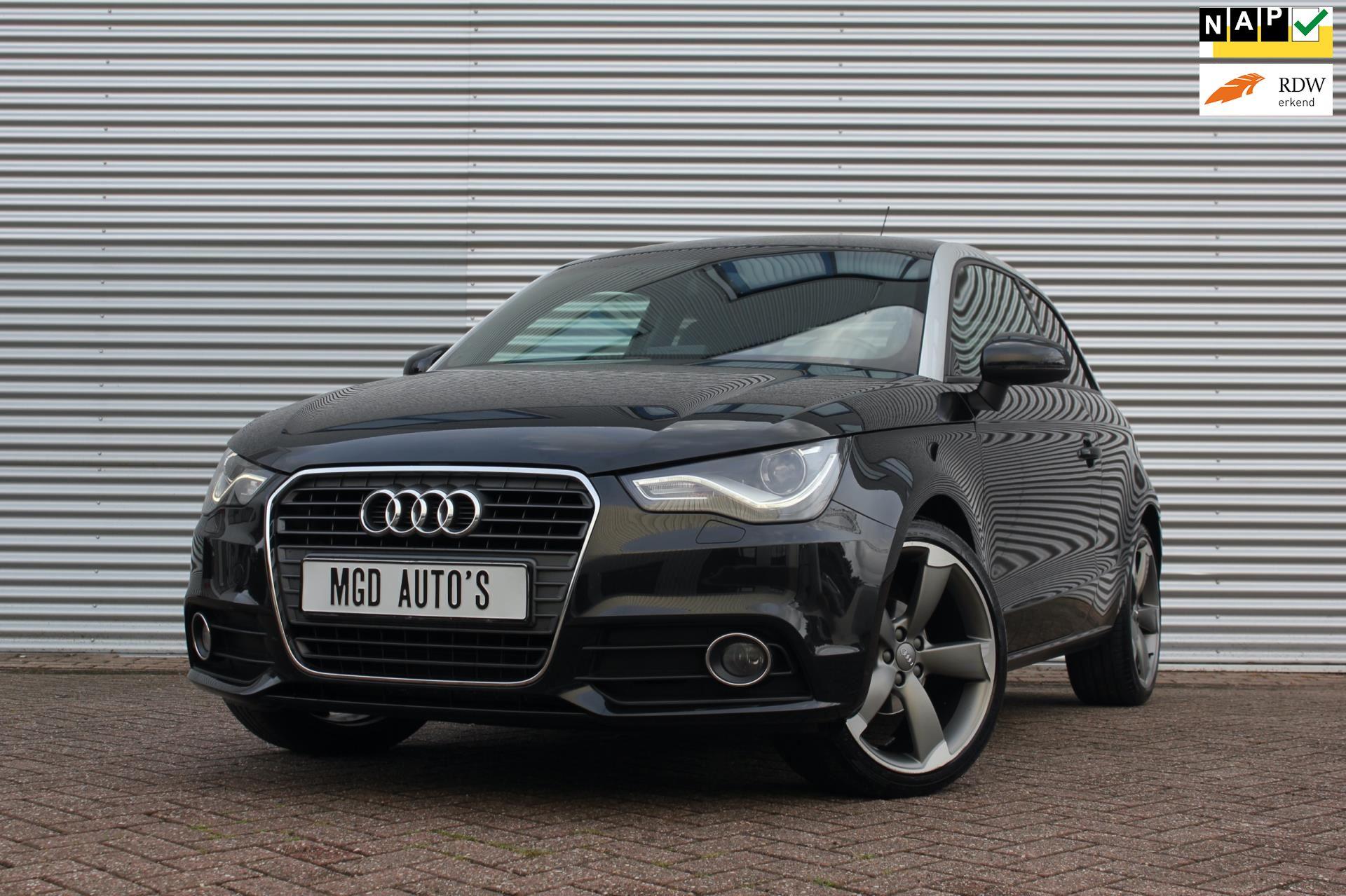 Audi A1 occasion - MGD Auto's
