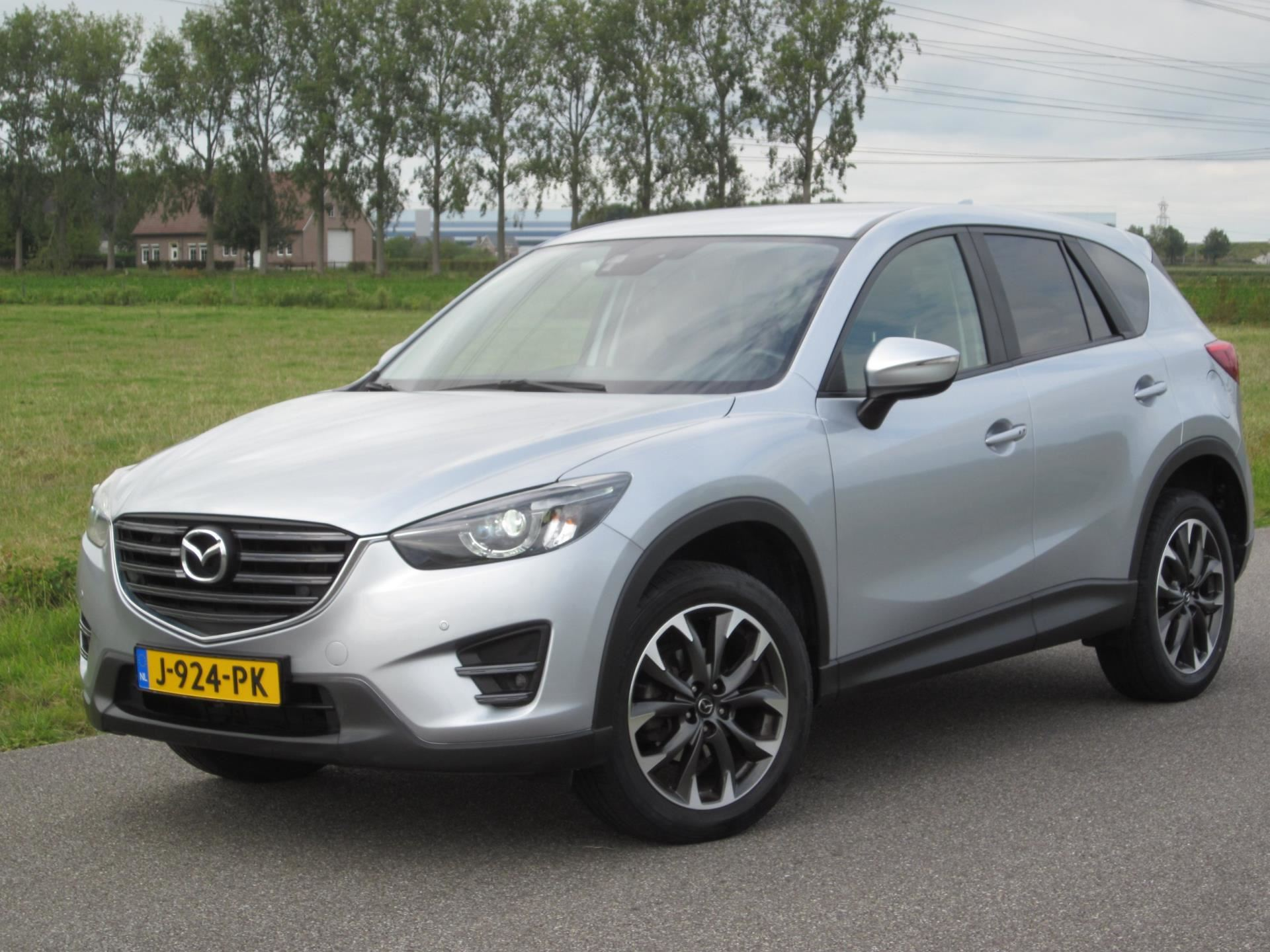 Mazda CX-5 occasion - Auto4Motion