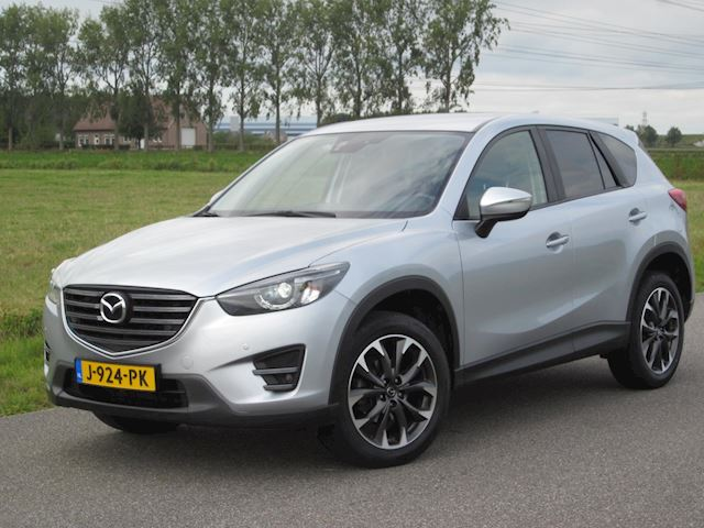 Mazda CX-5 2.0 SkyActiv-G 165 GT-M Full LED/ECC/BOSE/NAVIG/CAMERA