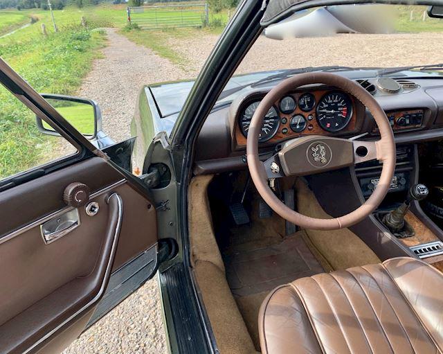 Peugeot 504 2.0 Cabrio Inj.