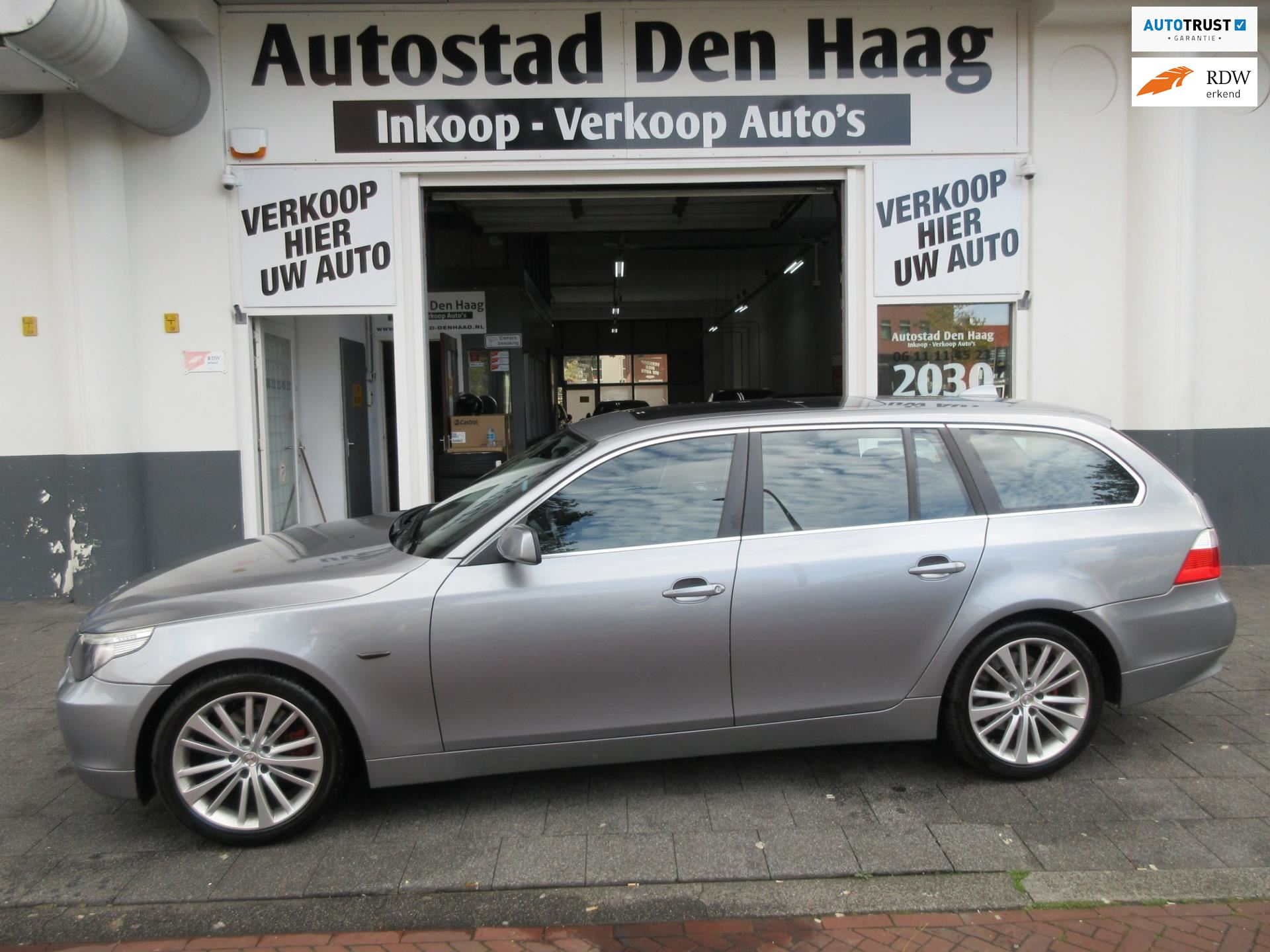 BMW 5-serie Touring occasion - Autostad Den Haag