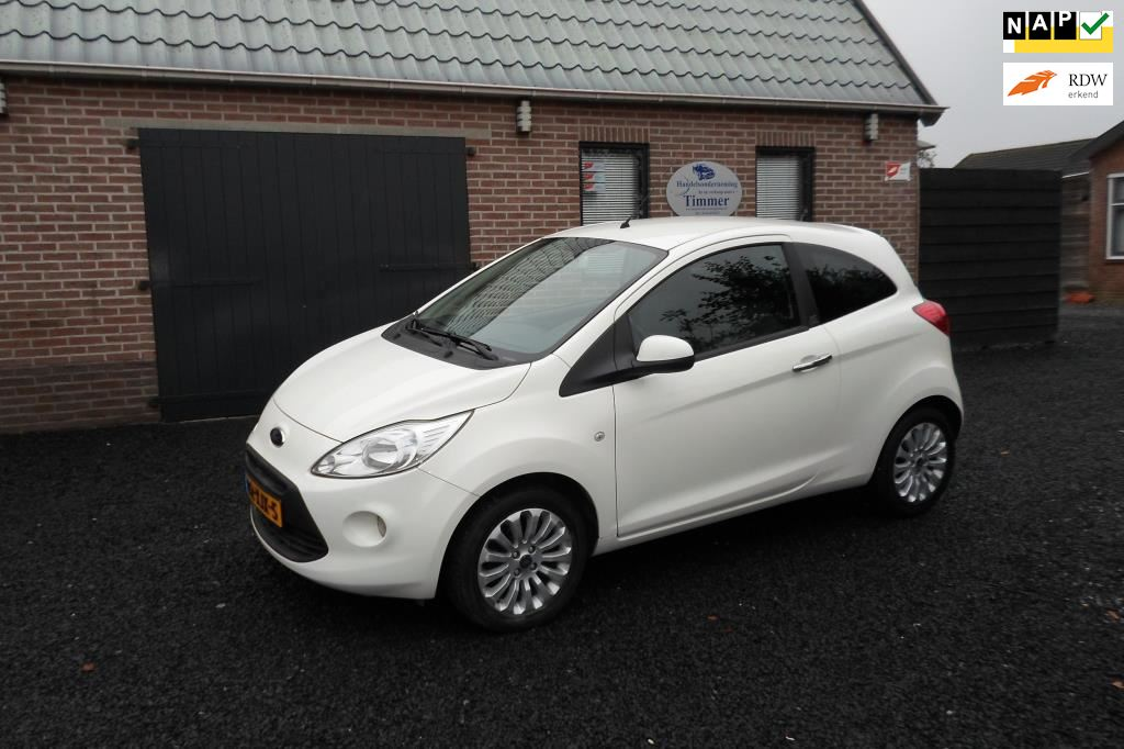 Ford Ka occasion - Timmer Auto's