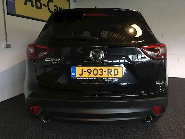 Mazda CX-5 2.5 SkyActiv-G 192 GT-M 4WD Automaat