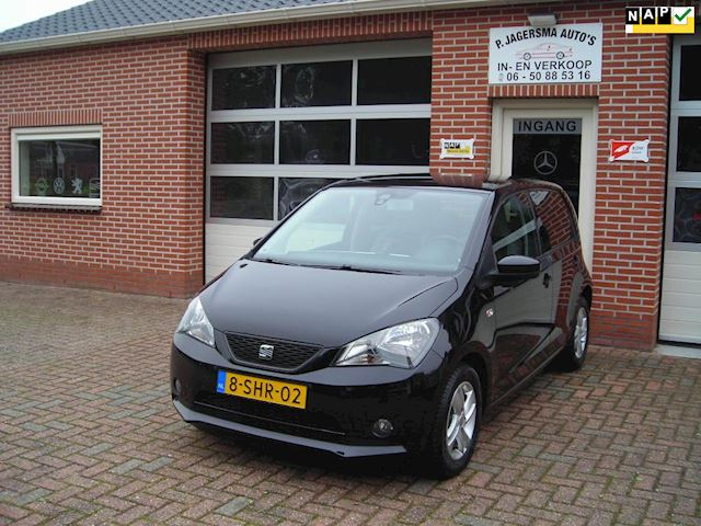 Seat Mii 1.0 Chill Out Ecomotive Airco Navigatie