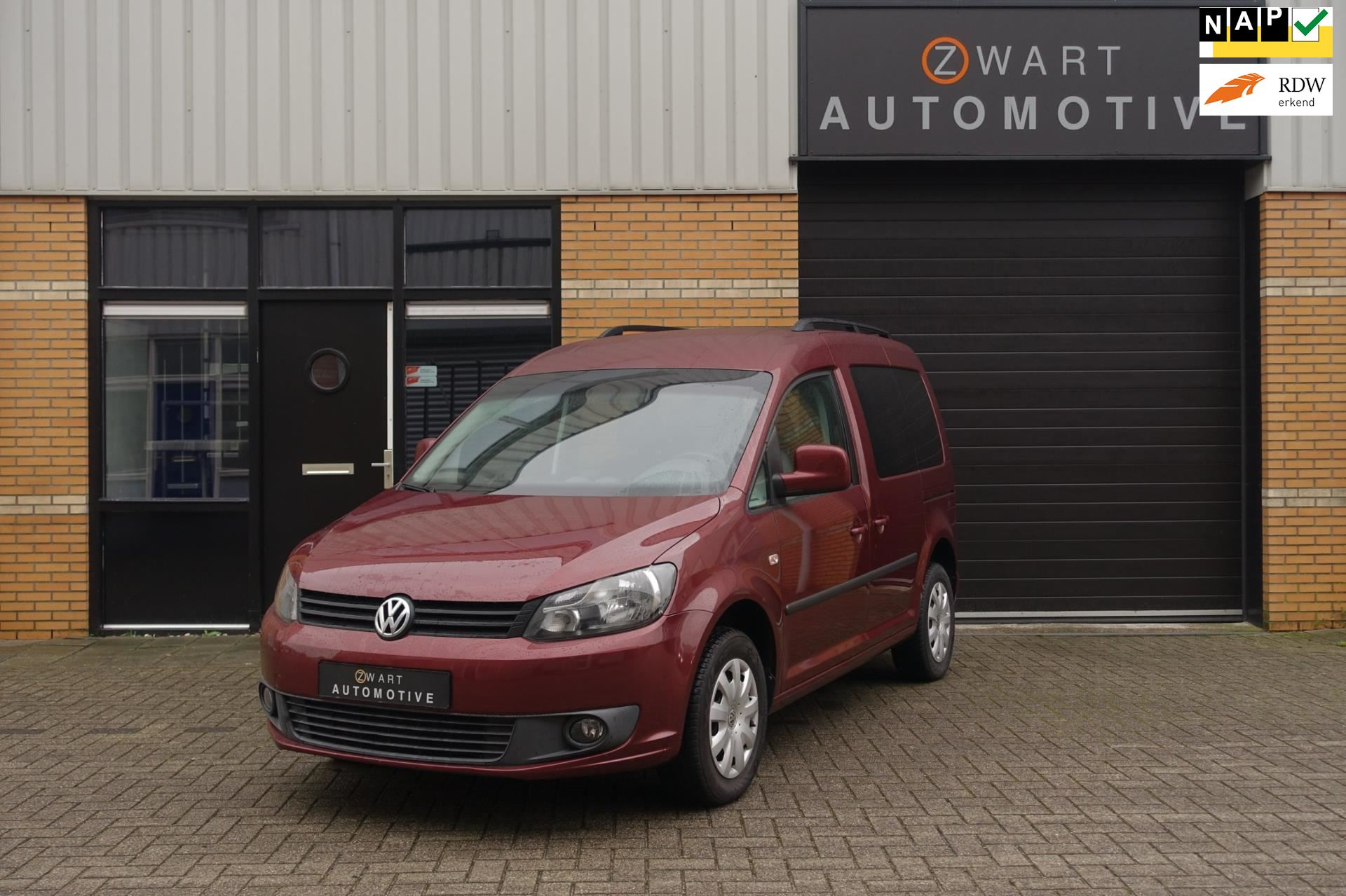 Volkswagen Caddy occasion - Zwart Automotive
