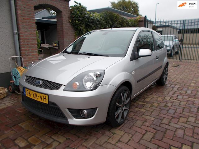 Ford Fiesta 1.6-16V Rally Edition bj 2007 zeer mooi