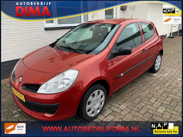 Renault Clio 1.2-16V Business Line/ Airco/ Afnb Trekhaak