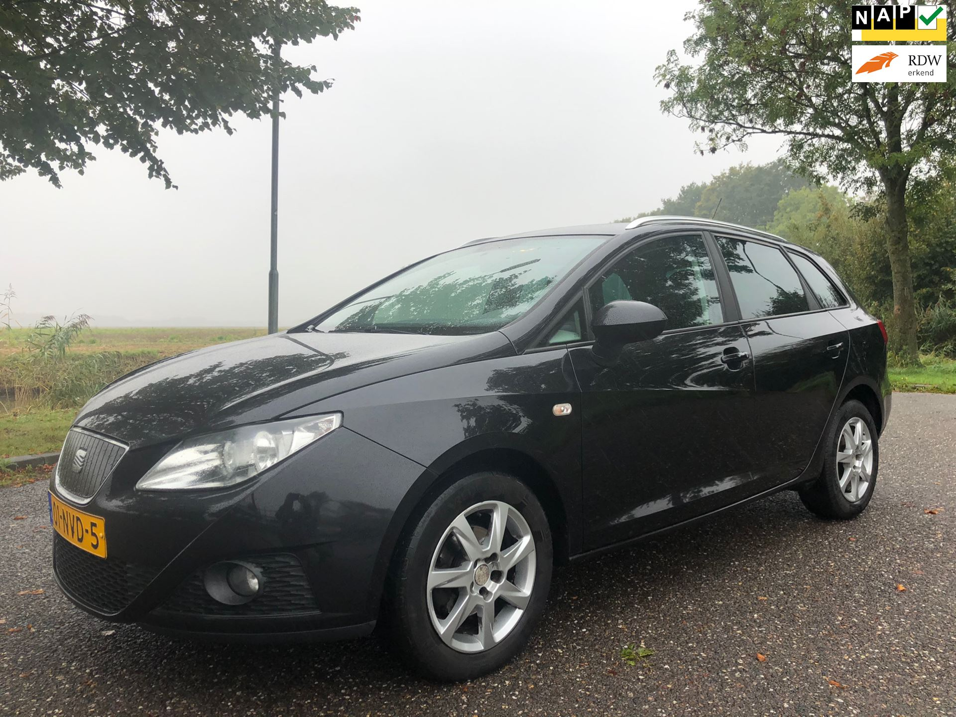 Seat Ibiza ST occasion - Limited Car