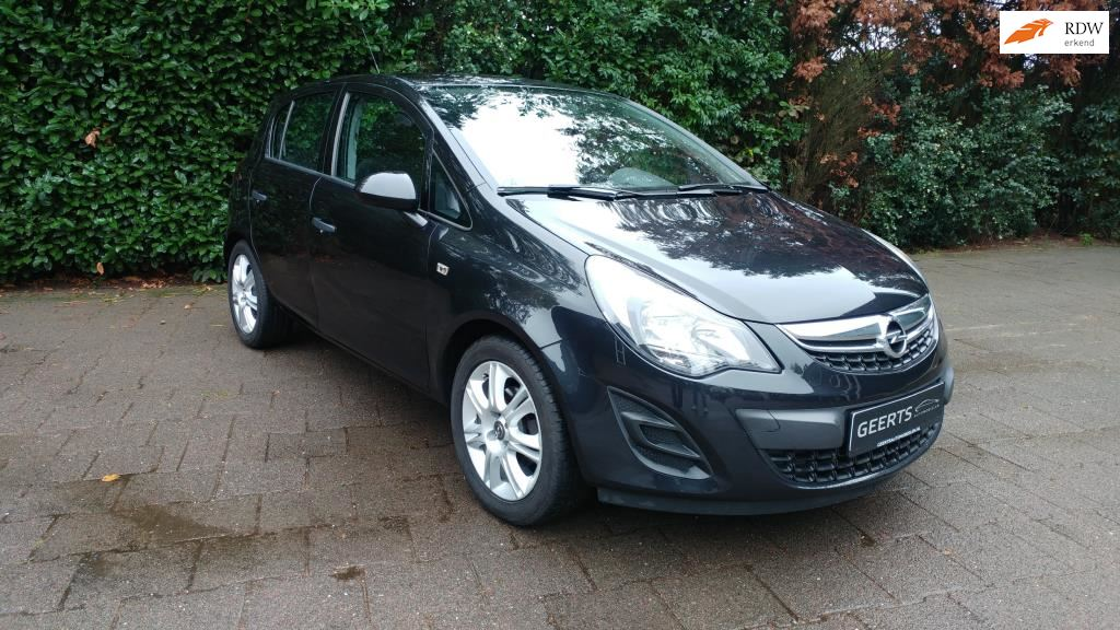 Opel Corsa occasion - Geerts automobielen