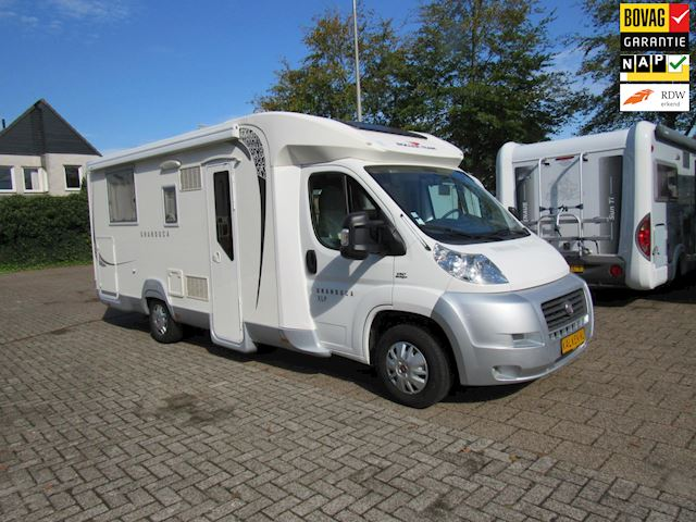 RolerTeam Granduca XLP Queensbed  semi integraal Airco  2011