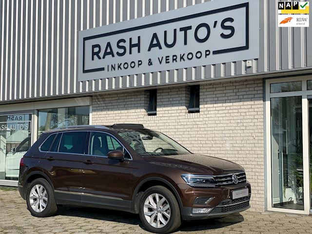 Volkswagen Tiguan 2.0 TDI 4Motion Highline FULL OPTIONS
