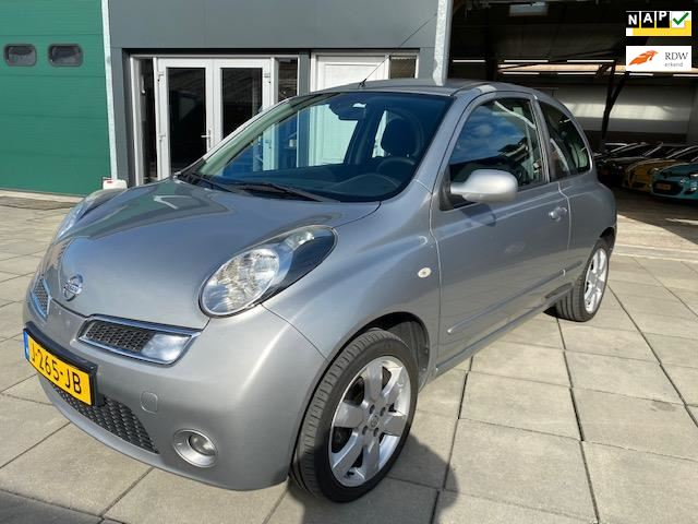 Nissan Micra occasion - Autoplaza Tilburg